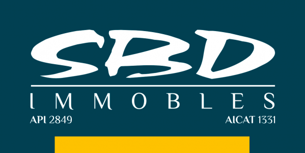 Logo SBD IMMOBLES Oficina Central